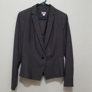 Gray Blazer by Worthington